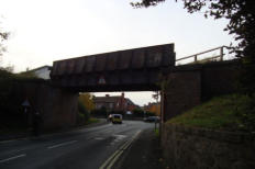 Bridge in North Oswestry