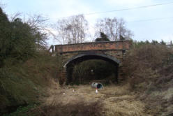The bridge at Hodnet
